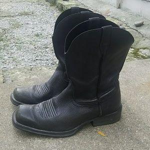 Ariat Black Boots